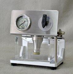 AT2E Thiết bị kiểm tra các chi tiết của nắp chai, đường kính trong, độ kín v.v..