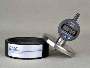 bcg at2e Thiết bị đo độ sâu của đáy chai chai AT2E