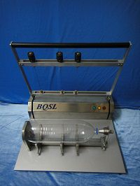 BQSL Máy cắt chai, chi tiết chai