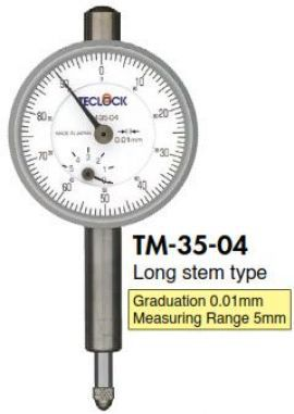 Dial Indicator Đồng hồ so TM-35-04