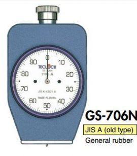 Đồng hồ đo độ cứng cao su GS709G Teclock