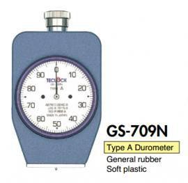 Đồng hồ đo độ cứng cao su GS-709N / GS-709G Teclock