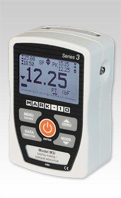 Đồng hồ đo lực vặn, xoắn, momen Model 3i