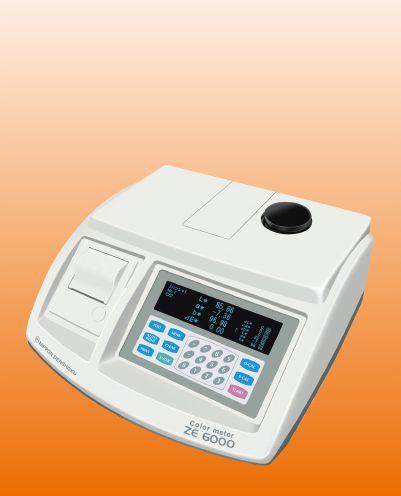 Đồng hồ đo màu ZE 6000
