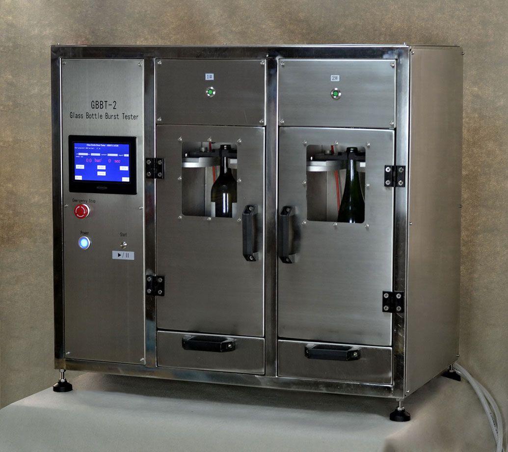 Máy kiểm tra áp suất chịu đựng của chai thuỷ tinh gbbt 1, gbbt 2 at2e