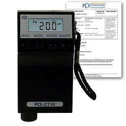 PCE-CT 50-ICA incl Máy đo độ dày PCE