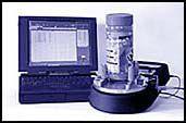 Thiết bị đo lực vặn, momen xoắn giao diện trên máy tính