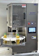 Thiết bị đo lực vặn nắp chai tự động trên dây chuyền ADATMV5 S
