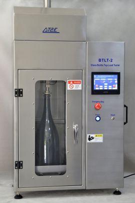 BTLT-2 At2e Máy kiểm tra trọng tải chịu đựng của chai