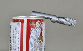 CSM Thiết bị đo độ dày vành tại đỉnh lon