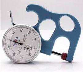 Đồng hồ đo độ dày vật liệu dạng cơ Teclock Viet Nam