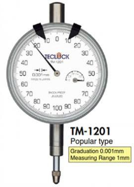 Đồng hồ so TM-1201 Teclock