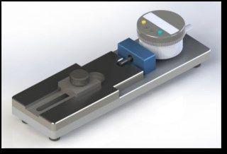 ECDG-1 Thiết bị đo đường kính nắp chai