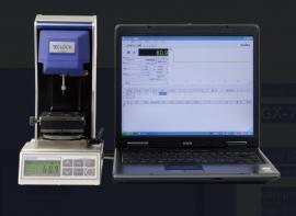 cung cấp thiết đo độ cứng cao su tự động gx 700 hãng teclock