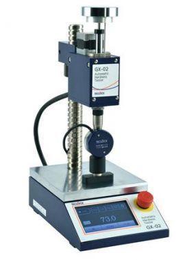 Máy đo độ cứng cao su tự động GX-02 Series Teclock