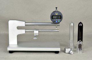 PTG-A, PTG-D Thiết bị đo độ dày phôi chai