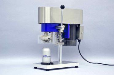 STR-1 AT2E Máy cắt, tước vòng viền lon, cắt đường may, cắt mí lon