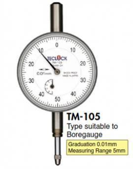 TM-105 / TM-105W Đồng hồ so Teclock VietNam
