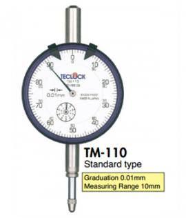 Teclock - Đồng hồ so 0.01mm Teclock